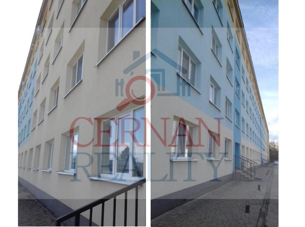 Predám 1–izbový byt, ulica Popradská, Košice – Západ (Terasa)