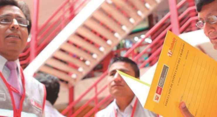 Aumentan personal de fiscalización en la SUNAFIL: conoce cuáles son tus responsabilidades como empleador