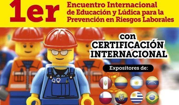 1er Encuentro Internacional de Educación y Lúdica