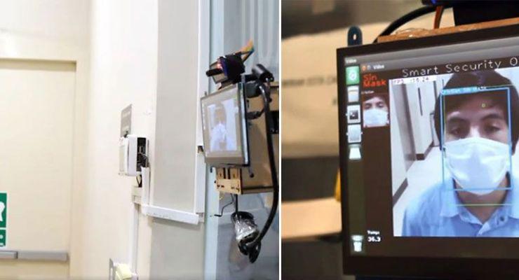 Crean plataformas de inteligencia artificial para controlar el Covid-19
