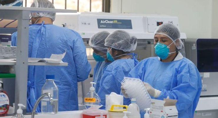 cinco medidas para mantener la seguridad de trabajadores de la salud