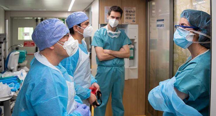 Plan de control de enfermedades de transmisión por aerosol en hospitales