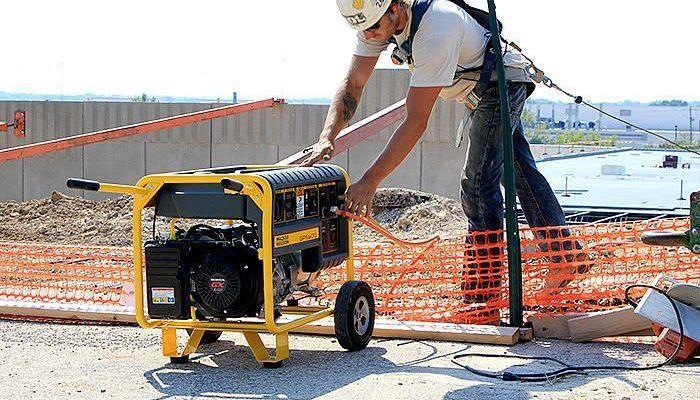 Recomendaciones de seguridad para el uso de generadores portátiles