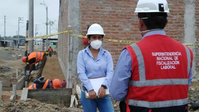 Sunafil aprueba criterios para la participación de los trabajadores en las inspecciones