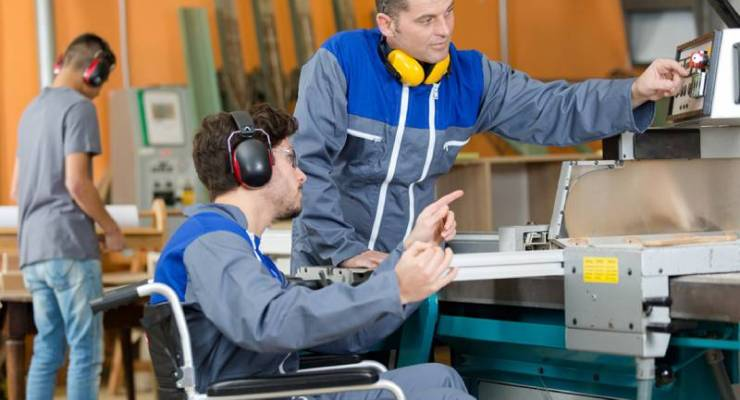Consideraciones de seguridad en el proceso de incorporación de personas con discapacidad