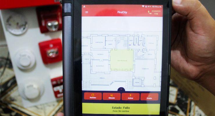 Firecity, el sistema contra incendios que puedes revisar desde tu celular