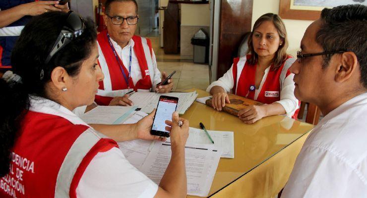 Sunafil activa aplicación para alertar y evitar accidentes fatales