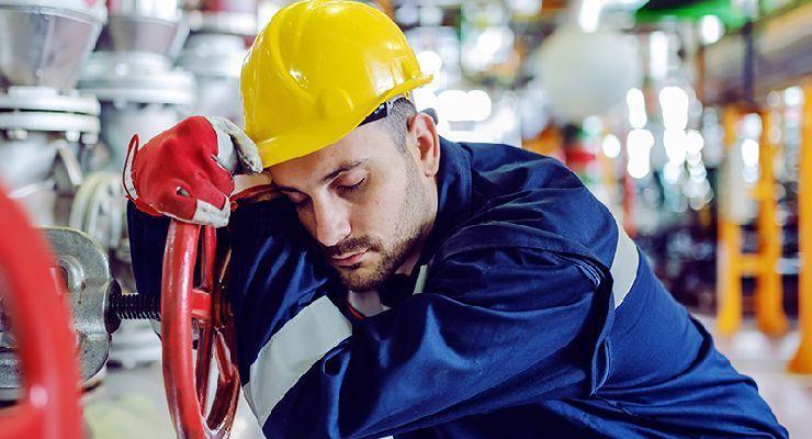 Consejos para evitar la fatiga en los trabajadores industriales