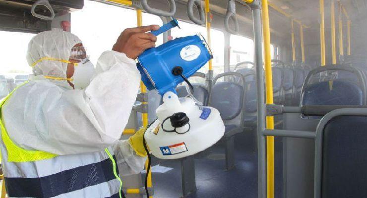 Peruanos investigan el uso del ozono para eliminar el coronavirus en ambientes cerrados
