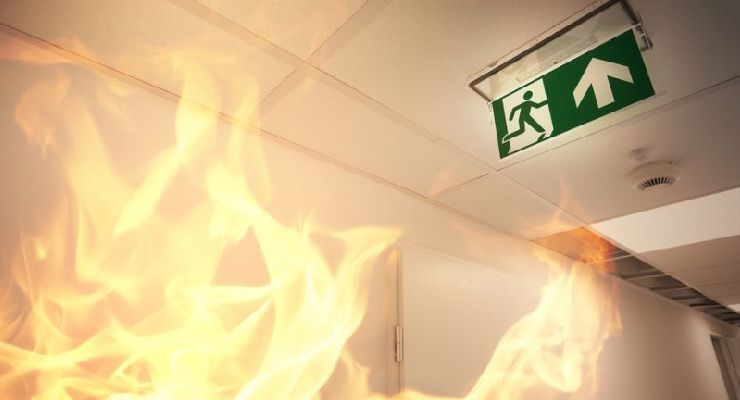 Conoce las principales medidas de protección pasivas contra incendios