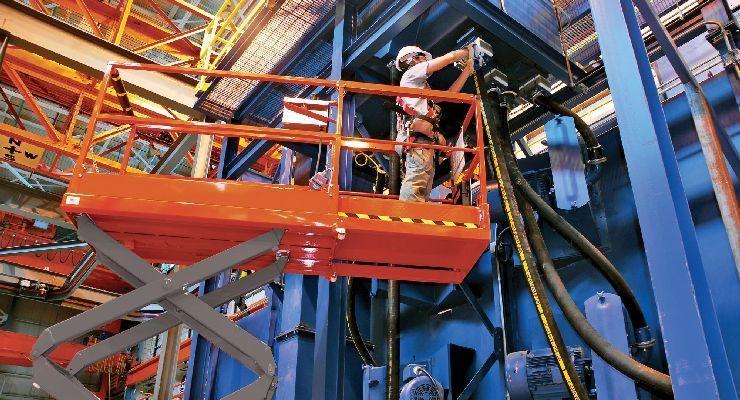 Guía para monitorizar la condición de las plataformas elevadoras