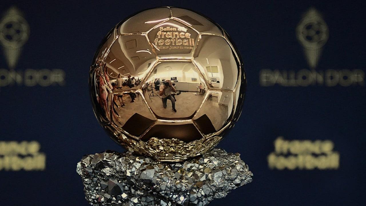 Balón de Oro ceremonia 2021