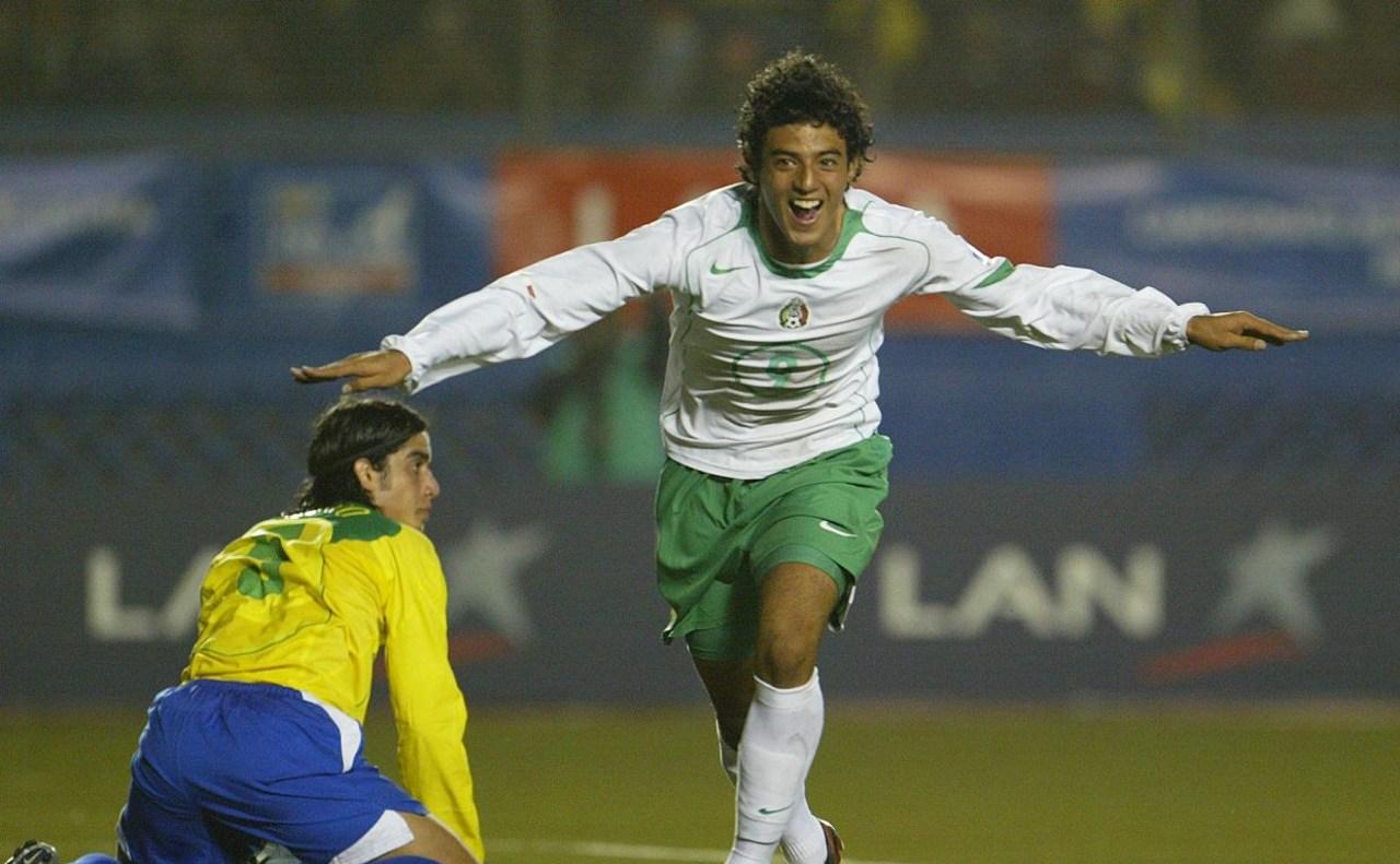 Carlos Vela campeón Sub 17 2005