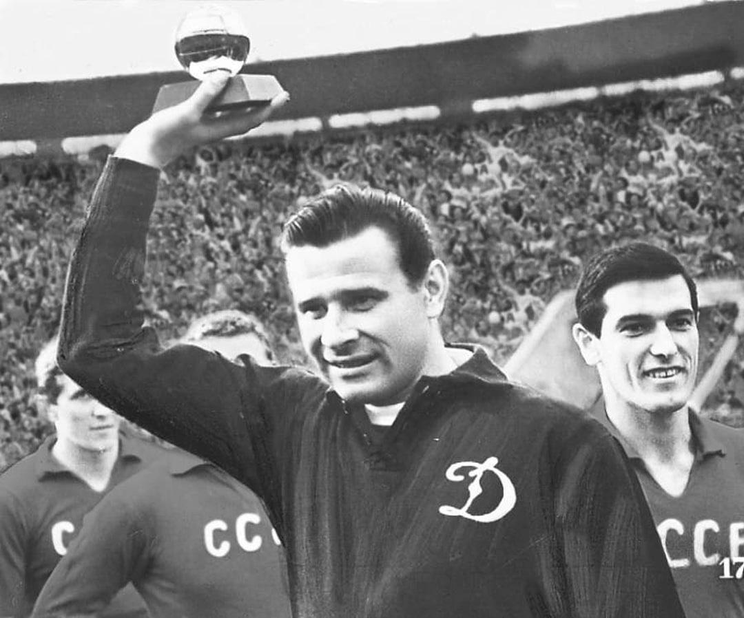 Lev Yashin balón de oro 1963