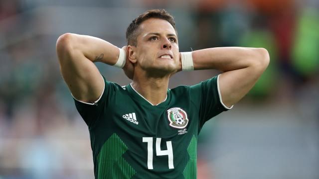 Chicharito Hernández convocatoria Selección Mexicana