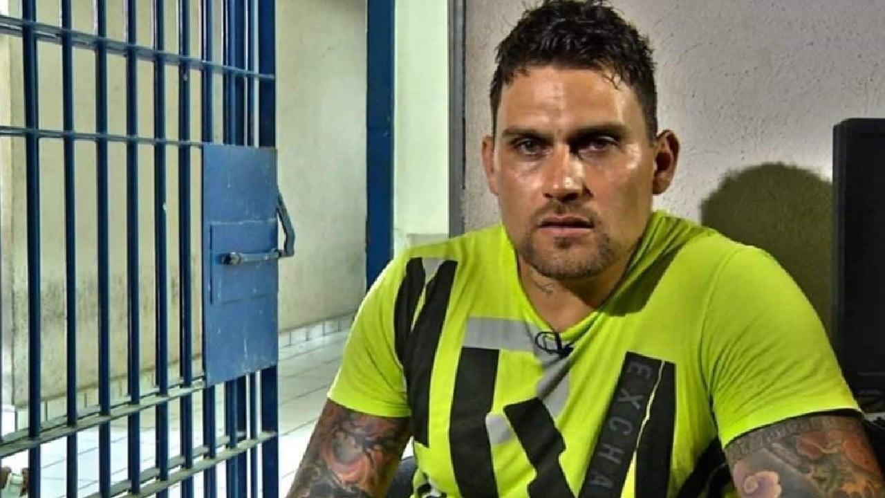 El Gato Ortiz es uno de los casos más conocidos de futbolistas que terminaron en la cárcel
