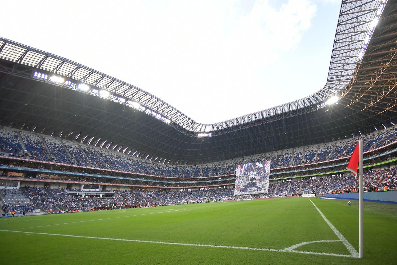 Estadio Monterrey Mundial 2026