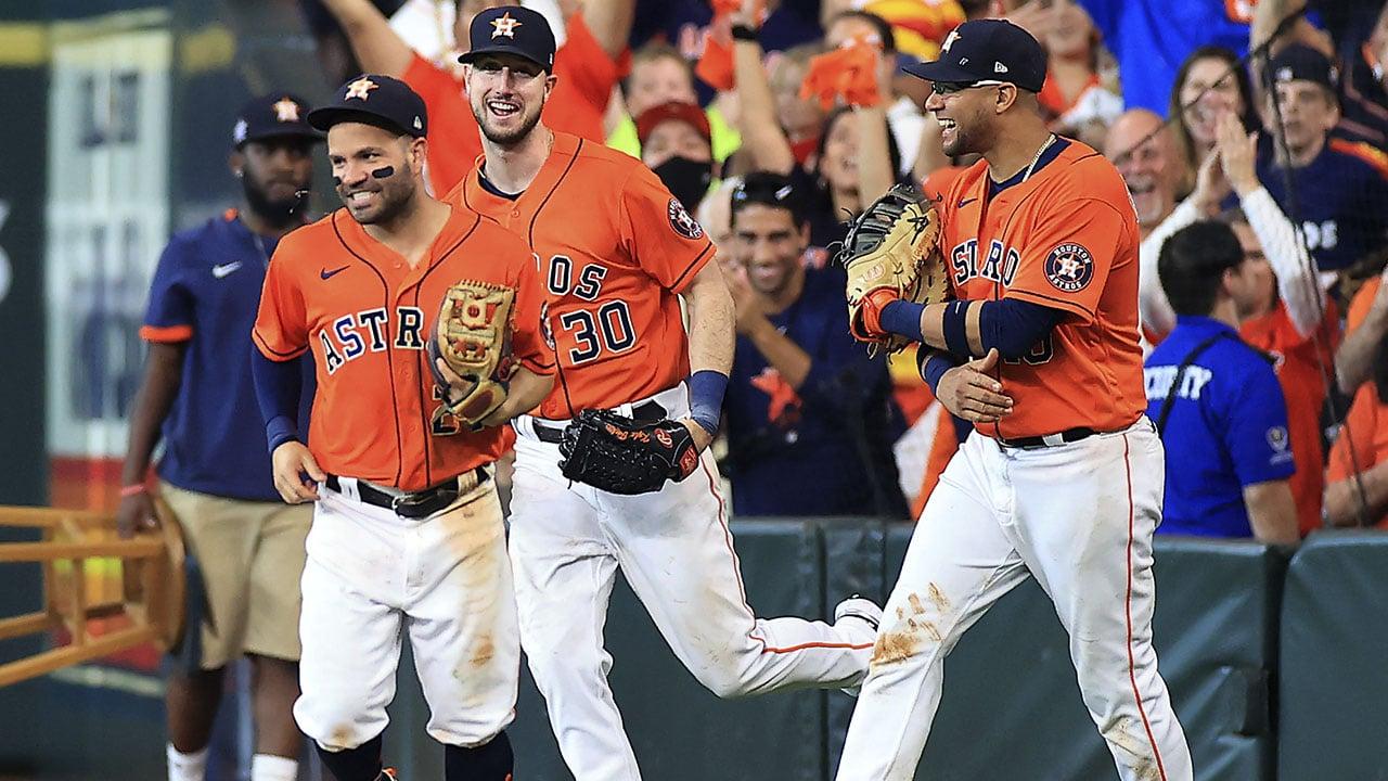 Astros de Houston robo de señas