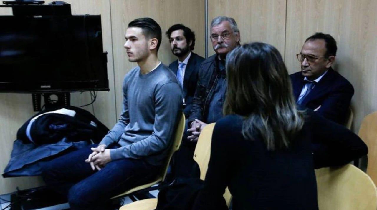 Lucas Hernández fue liberado