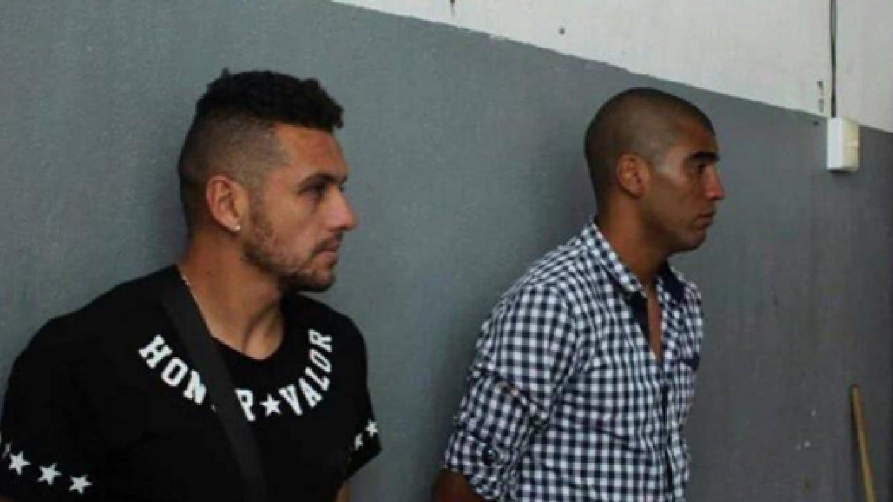Luis Gorocito y Alejandro Molina fueron señalados por homicidio