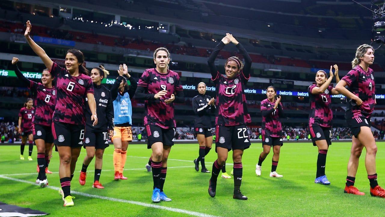 Selección Mexicana Femenil convocatoria Argentina