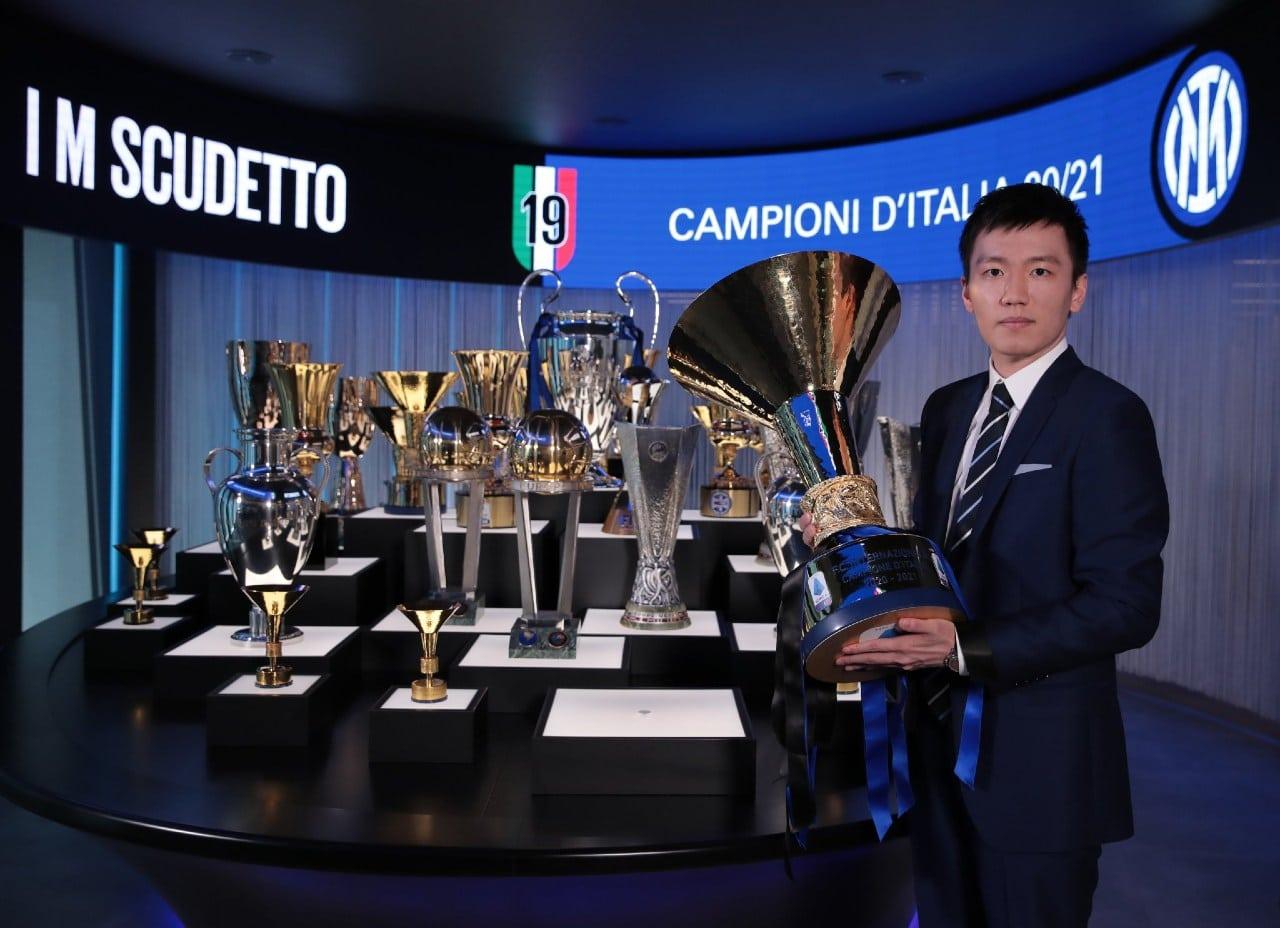 Zhang dueños Inter de Milán