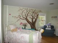 Rooms for Little Girls | Muralist Debbie Cerone