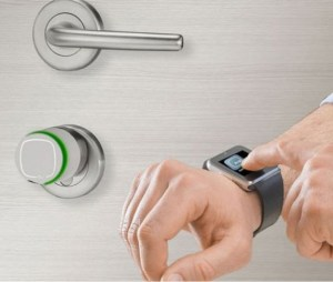 cerradura electronica smartwatch