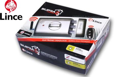 kit cerrojo seguridad supratronik
