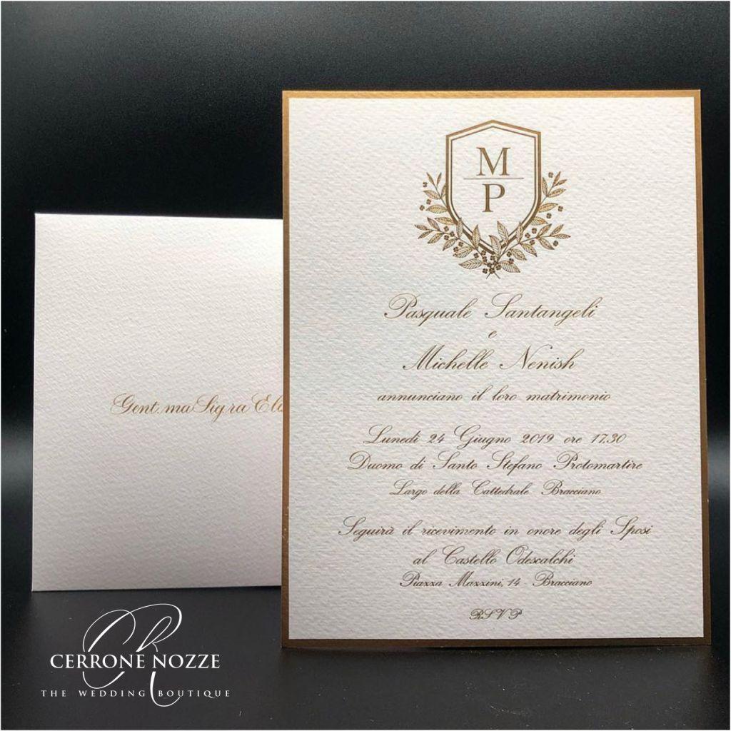 the wedding logo | CerroneNozze - wedding boutique