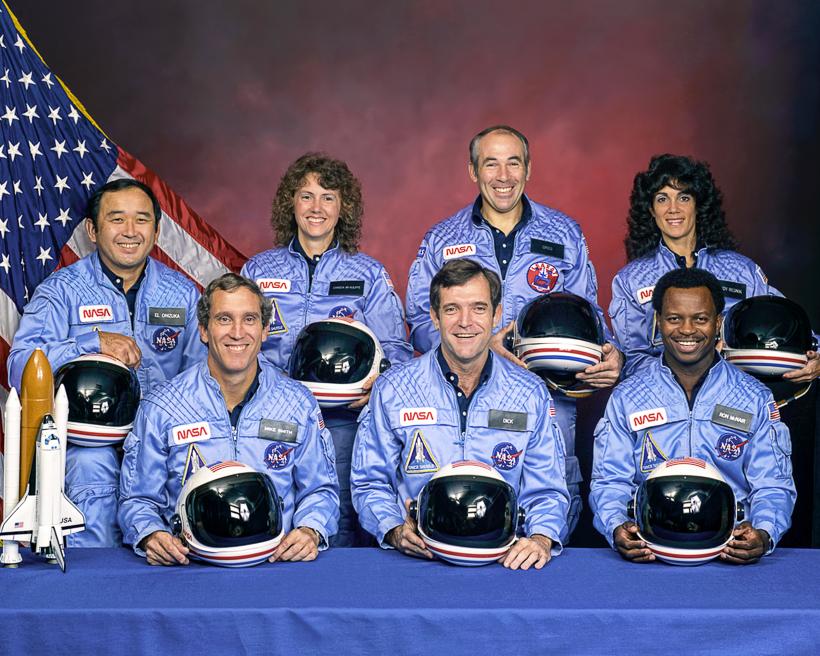 Ali_Elhajj_STS-51L