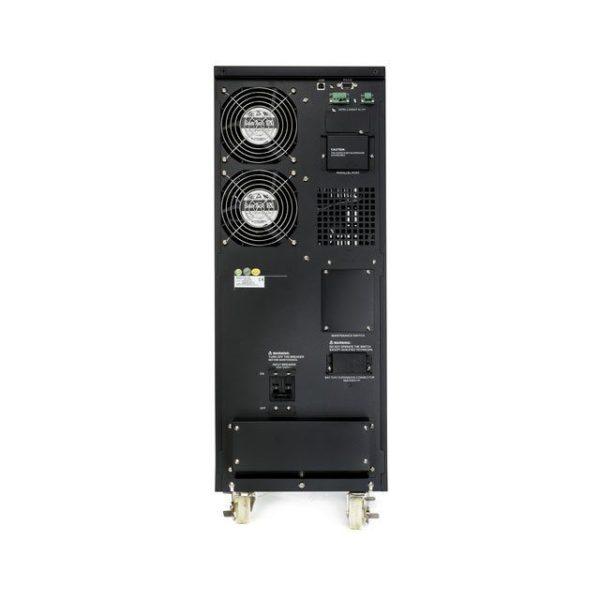 C500-100-B Rear and Plugs