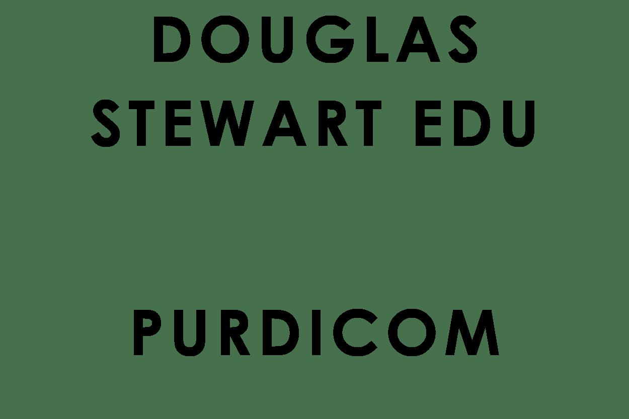 Douglas & Purdicom