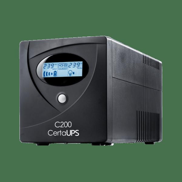 CertaUPS C200