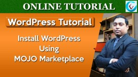 Install WordPress Using Mojo Marketplace Thumb