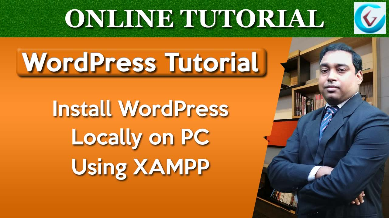 how to install wordpress on a local server (change of wp-config.php