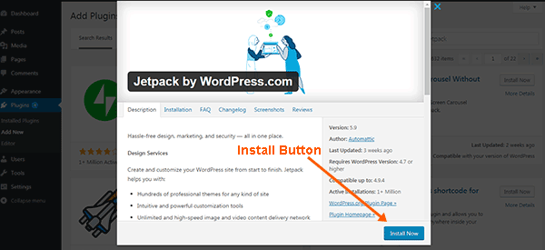 Review and Install WordPress Plugin