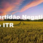 Emitir a Certidao do imposto territorial rural