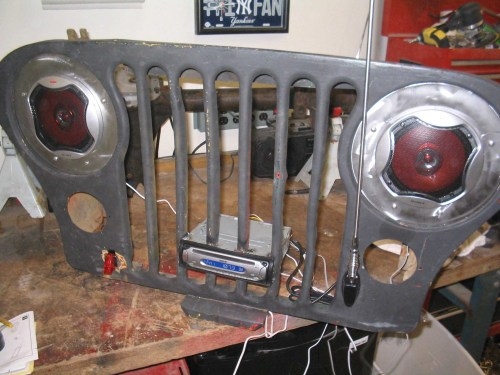 small resolution of jeep cj7 speaker