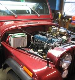 jeep howell tbi wiring harnes [ 2048 x 1536 Pixel ]