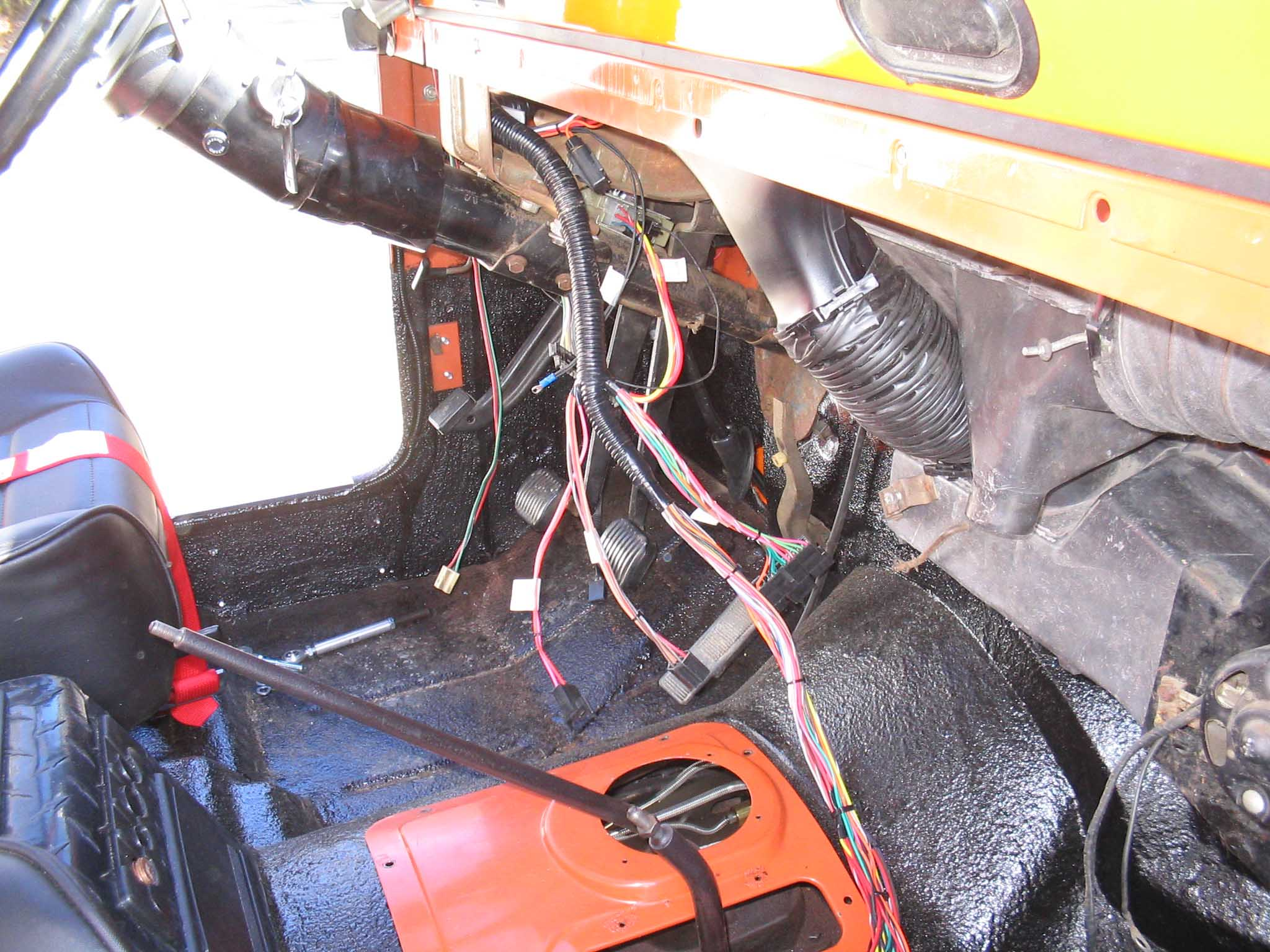 85 Jeep Cj7 Wiring Harness