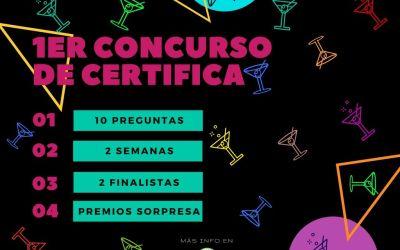 CONCURSO CERTIFICA
