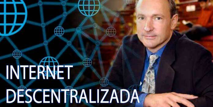 Criador da Web quer criar uma nova Web Descentralizada
