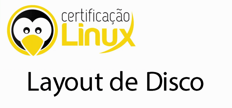 Layout de Disco no Linux
