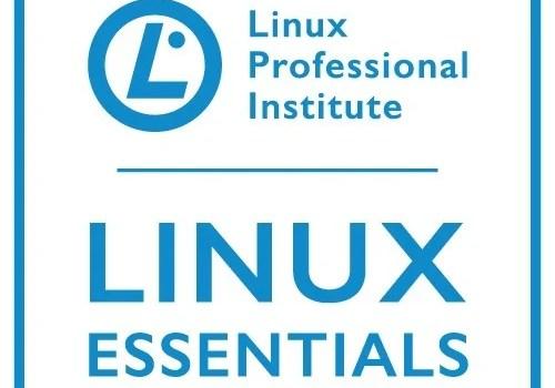Certificação Linux Essentials