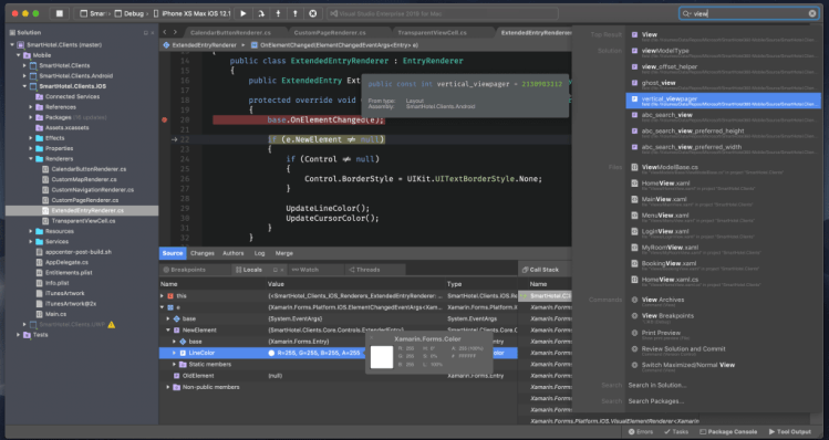 visual-studio-2019-mac-dark-mode Visual Studio 2019 para Linux como Snap