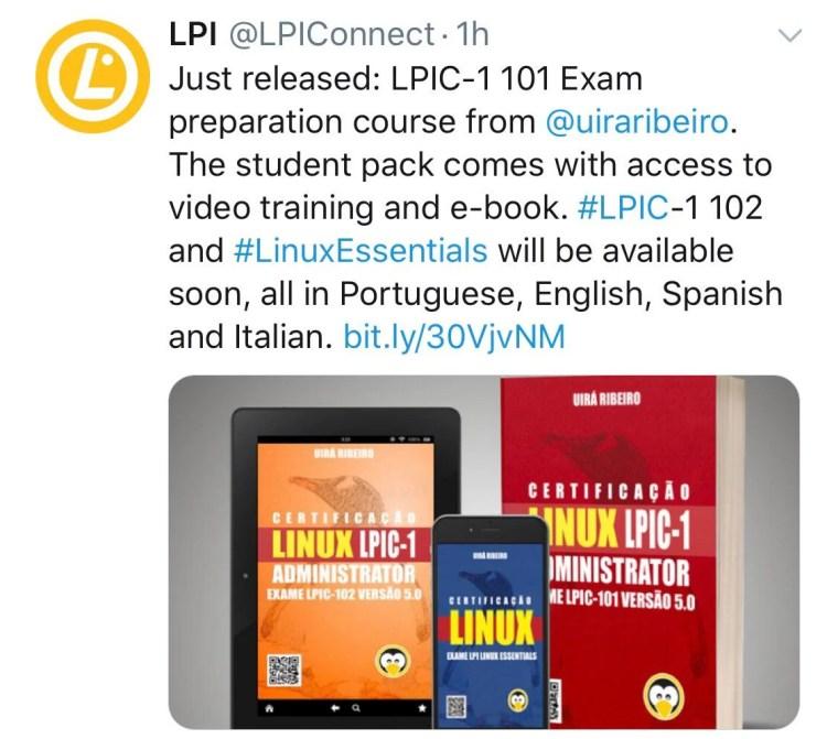 tweet_lpic-1024x916 Novo Livro para LPIC