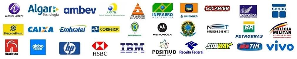empresas-clientes Certificação Linux