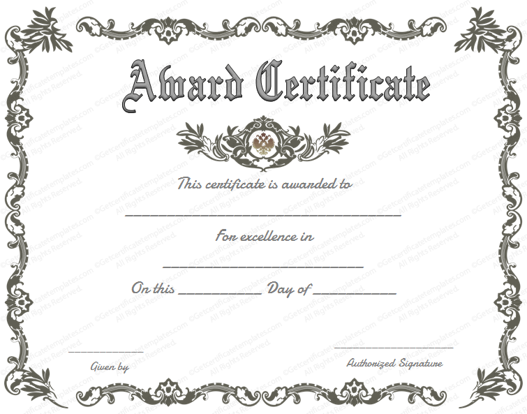 Royal-Award-Certificate-Template-business-sales