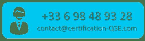 Contact Certification QSE
